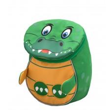 Рюкзак детский Belmil Mini Animals - Крокодильчик