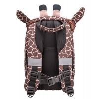 Рюкзак детский Belmil Mini Animals - Жирафенок