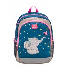 Рюкзак дошкольный Belmil Kiddy Plus - Elephant