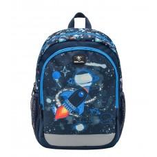 Рюкзак дошкольный Belmil Kiddy Plus - Rocket