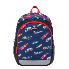 Рюкзак дошкольный Belmil Kiddy Plus - Cars