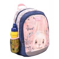 Рюкзак детский Belmil Kiddy Plus - Зайка