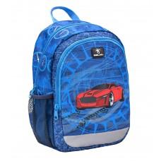 Рюкзак детский Belmil Kiddy Plus - Авто