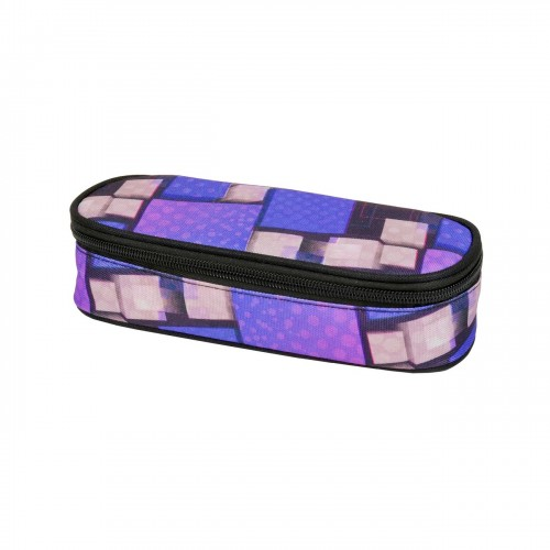 Пенал-косметичка MagTaller Case - Square violet
