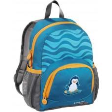 Рюкзак детский Step By Step Junior Dressy little penguin голубой/серый