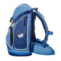 Ранец-рюкзак Belmil Comfy - Butterfly Blue