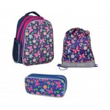 Рюкзак школьный MagTaller Stoody - Butterfly, с наполнением
