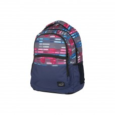 Рюкзак Walker Base Classic Lines Blue Pink