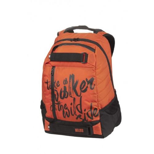Рюкзак Walker Fun Take a Walker, оранжевый