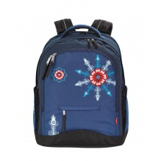 Рюкзак 4YOU Compact Винтажный павлин