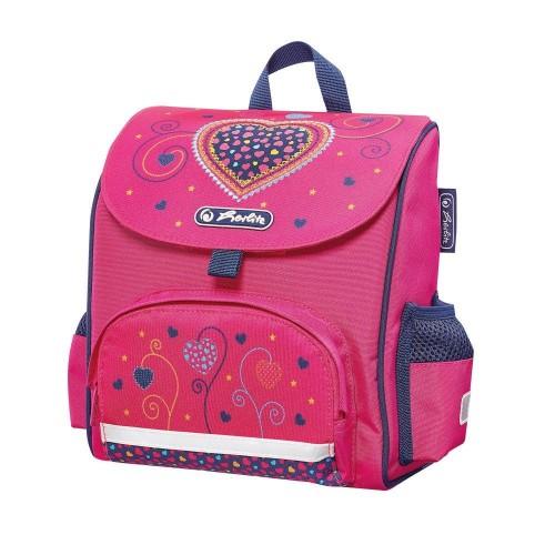 Ранец дошкольный Herlitz Mini Softbag Pink Hearts