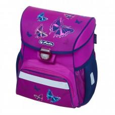 Ранец школьный Herlitz Loop Glitter Butterfly без наполнения