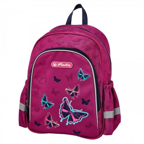 Рюкзак дошкольный Herlitz Kids Butterfly