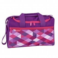 Сумка спортивная Herlitz XL Pink Cubes