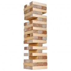 Игра настольная Десятое королевство - Башня Баклуши, неокрашенные деревянные блоки