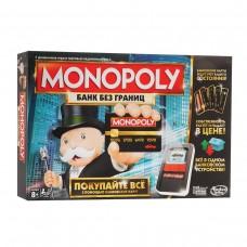 Игра настольная Monopoly Hasbro - Монополия с банковскими карточками