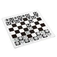 Игра магнитная 3 в 1 Десятое королевство - Словодел, шашки и шахматы