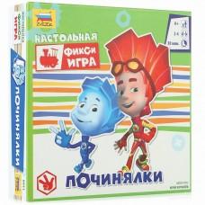 Игра-ходилка настольная детская Звезда - Фиксики. Починялки