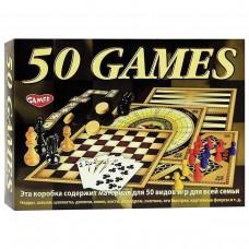 Игра настольная Dream Makers - 50 игр для всей семьи
