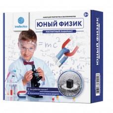 Набор для экспериментов Intellectico - Юный физик. Магнитный лабиринт