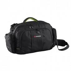 Сумка дорожная Caribee Fast track cabin bag черная