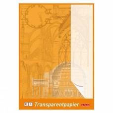 Калька Herlitz А3 25 листов