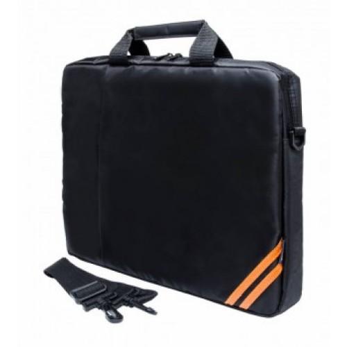 Сумка PC PET для ноутбука диагональю 15.6 дюймов, черная