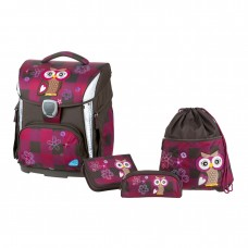 Ранец Schneiders Toolbag Plus - Olivia The Owl с наполнением