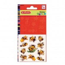 Стикеры Herlitz - Пчелки, 8х16 см