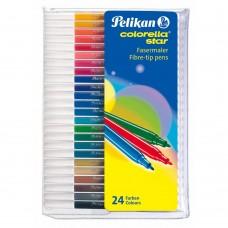 Фломастеры Pelikan 24 цвета