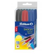 Ручка шариковая Pelikan синяя