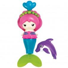 Игрушка для ванной Munchkin - Русалочка с дельфином