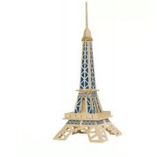 3D деревянный пазл - Эйфелева башня, 30 см