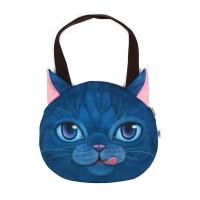 Сумка Женская AnimalWorld Кошка Голубая кошка