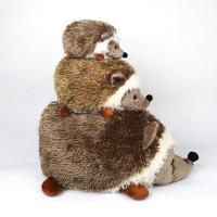 Мягкая игрушка Ежик 15 см