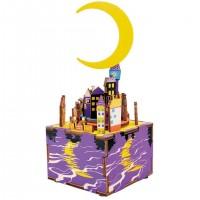 3D деревянный пазл Музыкальная шкатулка Летний сон