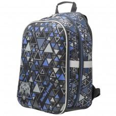Рюкзак школьный Action! - Animal Planet, черный