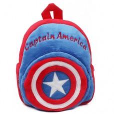 Дошкольный рюкзак Капитан Америка