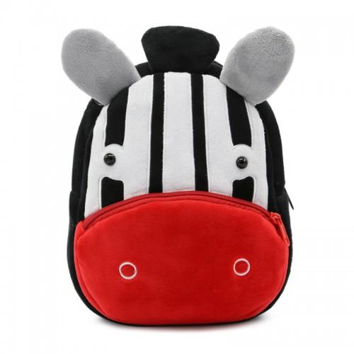 Детский рюкзак KAKOO Зверята - Зебра