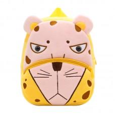 Детский рюкзак KAKOO Зверята - Леопард