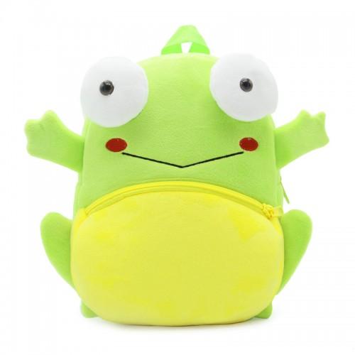 Детский рюкзак KAKOO Зверята - Лягушка