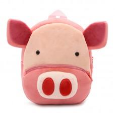Детский рюкзак KAKOO Зверята - Поросенок