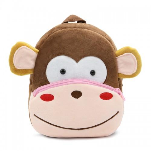 Детский рюкзак KAKOO Зверята - Обезьянка