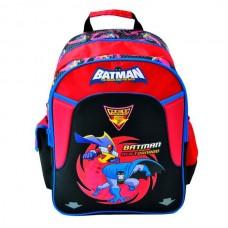 Рюкзак Action - Бэтмен:отважный и смелый, черно-красный