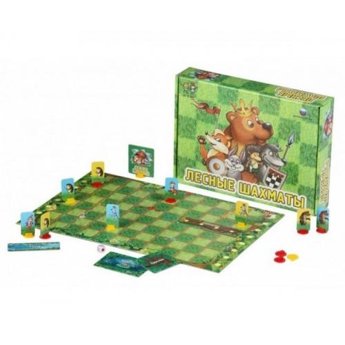 Настольная игра Биплант - Лесные шахматы