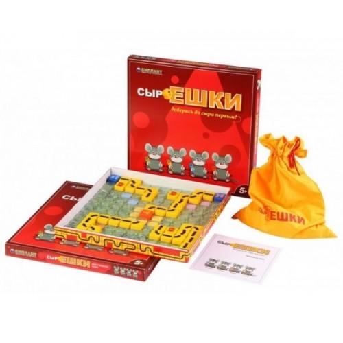 Настольная игра Биплант - Сыроешки