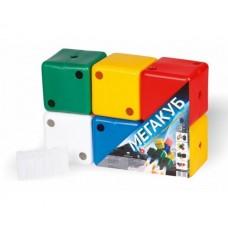 Игровой набор для малышей Биплант - Мегакуб со втулками