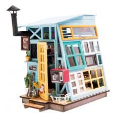 3D деревянный пазл Robotime Миниатюрный дом Деревянная хижина