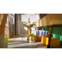 3D деревянный пазл Robotime Миниатюрный дом Терраса