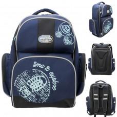 Рюкзак Action Discovery, темно-синий